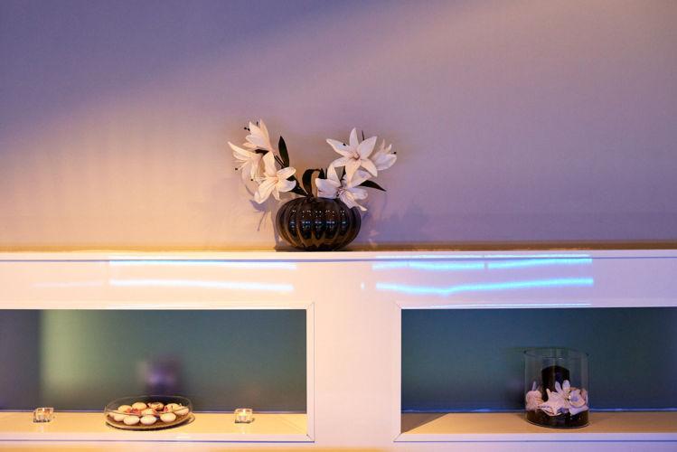 Detalles cabina facial - Centro de Belleza Elixir