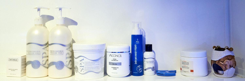 Productos - Centro de Belleza Elixir