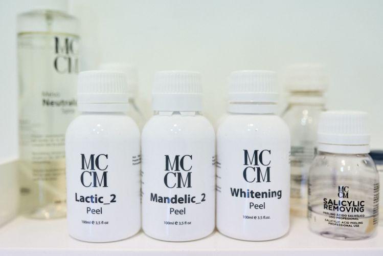 Productos MCCM Centro de Belleza Elixir