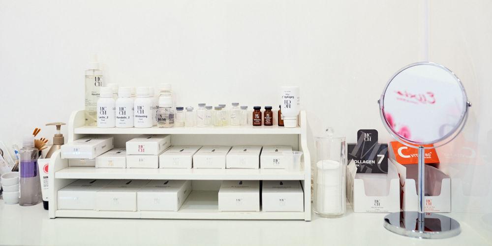 Productos MCCM - Centro de Belleza Elixir