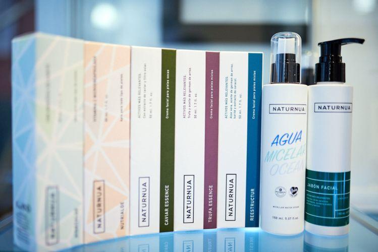 Productos Naturnua - Centro de Belleza Elixir