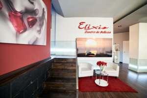 Zona de espera - Centro de Belleza Elixir